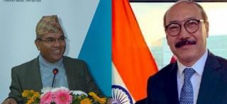 """नेपाल - भारत  :  """" सचिवस्तरीय बैठकको तयारी  हुँदै"""""""