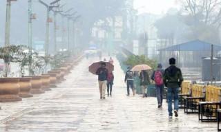 मौसम पूर्वानुमान  : पश्चिमी भेगका केही स्थानमा तीन दिनसम्म भारी वर्षा हुने, सतर्क रहन आग्रह