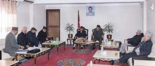 नेकपा सचिवालय बैठक आज बालुवाटारमा, मन्त्रिमण्डल पुनर्गठनको मापदण्डबारे छलफल