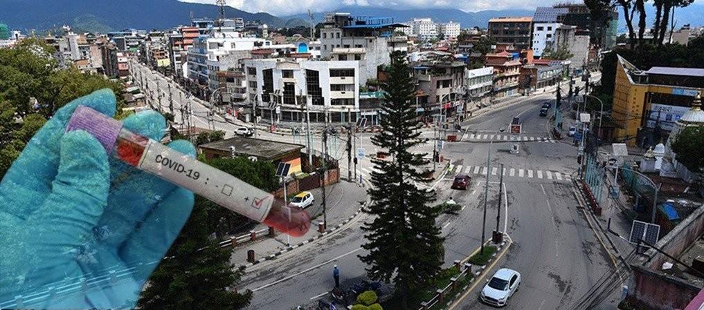 """काठमाडौं उपत्यका : """" थप दुई हजार ४०२ मा कोरोना सङ्क्रमण """""""