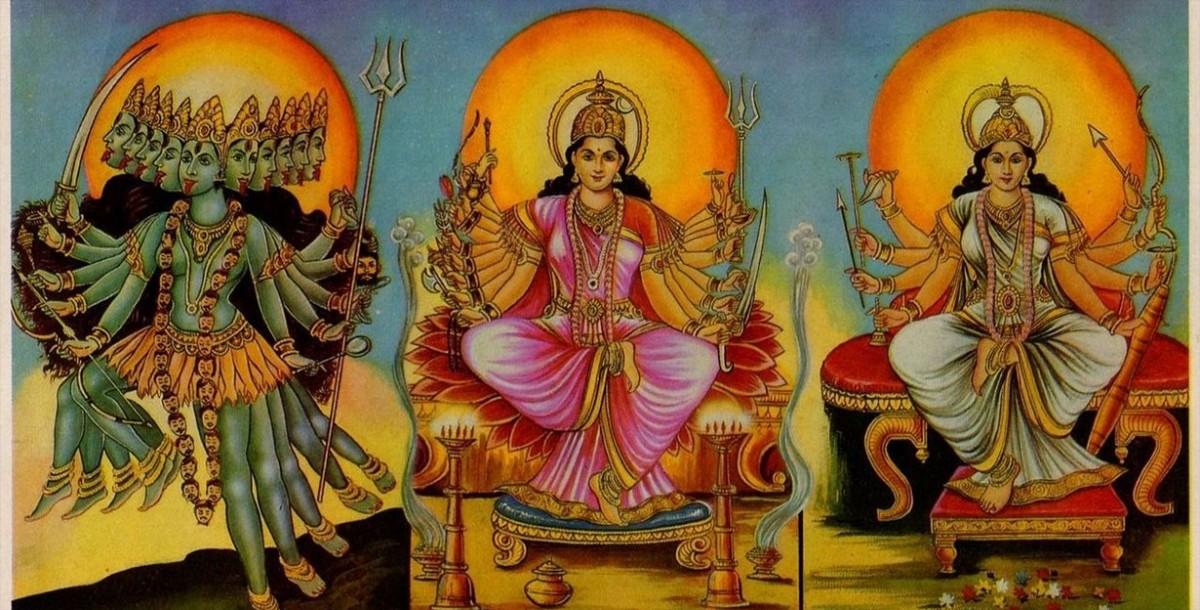 आज महाअष्टमी : 'महाकाली, महालक्ष्मी र महासरस्वतीको विशेष पूजा गरिँदै'