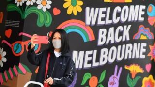अष्ट्रेलियाको मेलबर्न :  '१११ दिने लकडाउनकाे  अन्त्य भयाे'