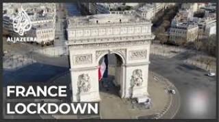 फ्रान्स  : 'कोरोना संक्रमणको दोस्रो लहर,  देशभर लकडाउन'