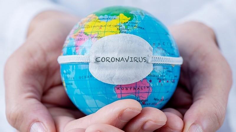"""विश्वभर कोरोना :  """"अहिलेसम्मकै बढी संक्रमित, एकैदिन थपिए पाँच लाख ४५ हजार"""""""