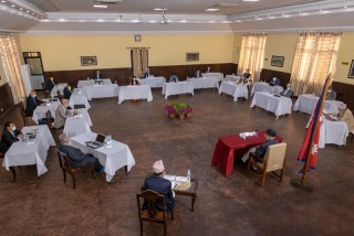 """मन्त्रिपरिषद् बैठक  निर्णय :  """"आधिकारिक ट्रेड युनियन निर्वाचन स्थगित"""""""