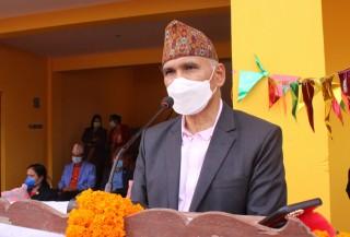 वर्तमान सरकार ५ वर्ष टिक्छः मन्त्री पौडेल