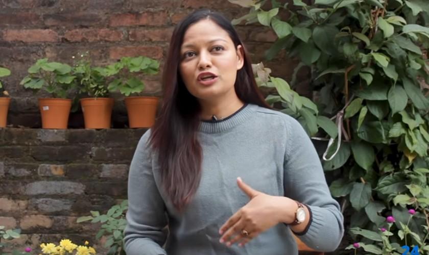 नयाँ वर्षको अवसर पारेर ऋचाले गरिन् नयाँ फिल्मको घोषणा