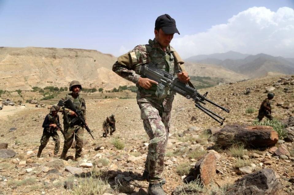 अफगानिस्तान : 'सुरक्षा कारबाहीमा ७ तालिबान लडाकू मारिए'