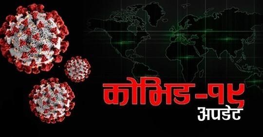 नेपालमा कोराेना  : 'विगत २४ घण्टा,  ७८ नयाँ संक्रमित थपिए'