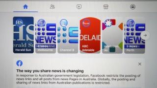 अष्ट्रेलिया : ' गुगल र फेसबुकले समाचार सामाग्री राखेबापत पैसा तिर्नुपर्ने '