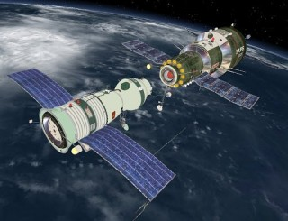 सोयुज यान :  '३८ वटा भूउपग्रह प्रक्षेपण'