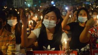 म्यान्मार :  दुखेको मानवता