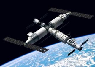 चीन : अन्तरिक्षमा स्टेशन बनाउन  रकेट प्रक्षेपण