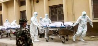 बाँकेका अस्पतालमा थप १५ कोरोना सङ्क्रमितको मृत्यु