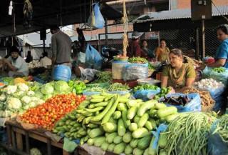 कालिमाटी  तरकारी बजार  : ' निषेधाज्ञा अवधिभरि बजार बन्द गरिने'