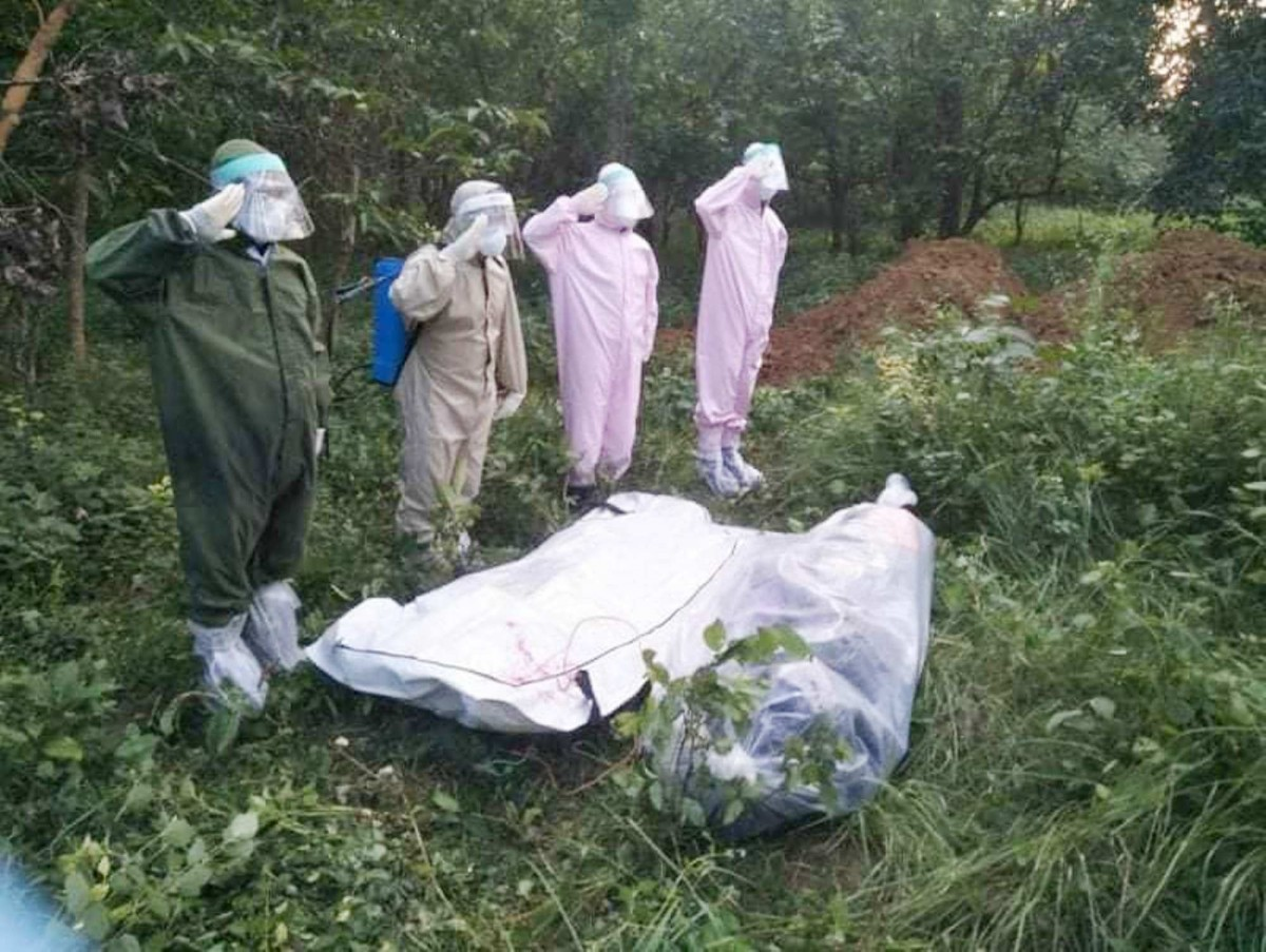 बाँकेका अस्पताल :  'कोरोना संक्रमणबाट  उपचारको क्रममा थप १४ ले ज्यान गुमाए '