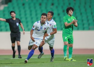 मैत्रीपूर्ण फुटबल  खेल  : 'इराकसँग नेपाल ६–२ ले पराजित'