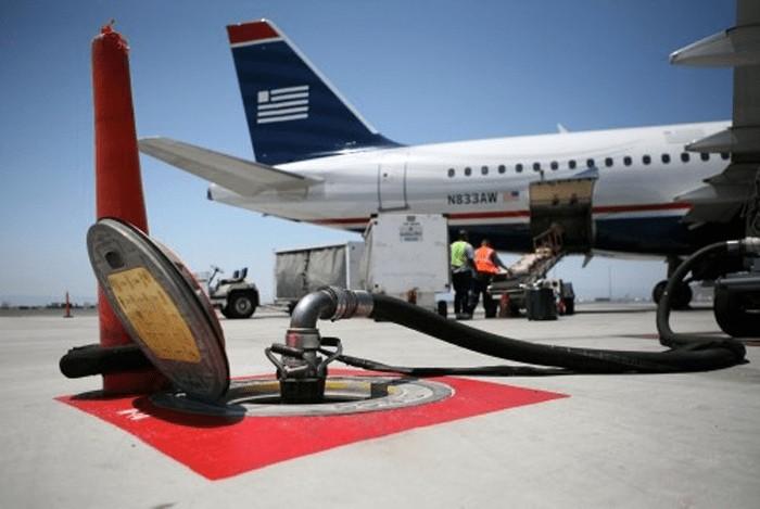 हवाई इन्धनको मूल्य घट्याे :  '  नेपाल वायुसेवा निगमले उडान भाडा घटायाे'