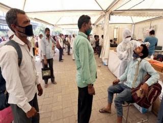 भारतमा कोरोना :  सक्रिय सङ्क्रमित आठ लाखभन्दा कम