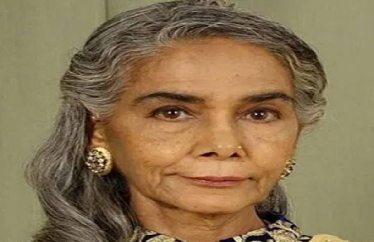 भारतीय अभिनेत्री सुरेखाको हृदयघातको कारणले निधन