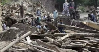 अफगानिस्तान :  बाढी पहिरोमा मृत्यु हुनेको संख्या ११३ पुग्यो