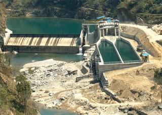 म्याग्दी : 'चार जलविद्युत् आयोजना बन्द'
