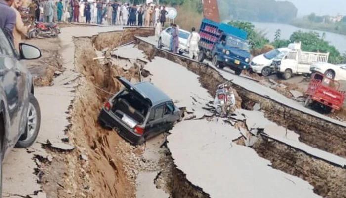 पाकिस्तानमा भूकम्प, २० जनाको मृत्यु