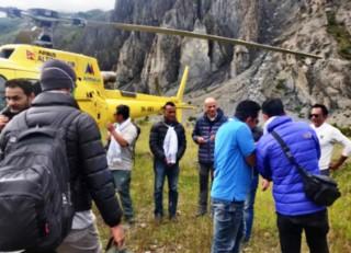 मनाङ  :  'बलिउड चलचित्र उचाइ छायाङ्कन'
