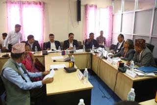 प्रतिनिधिसभा विकास समिति बैठक : अवरुद्ध सडक तथा पुल खुलाउन निर्देशन