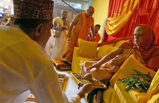 भैरहवामा धर्मसभा  :  'हिन्दु राष्ट्र पुनःस्थापनाको माग'