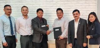 बैंक अफ काठमाण्डू लिमिटेड : नेपाल पेमेन्ट सोलुसन्सबीच डिजिटल सेवा सम्झौता